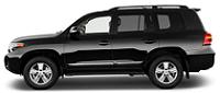 Land Cruiser 2009-