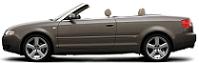 A4 Cabrio 2002-